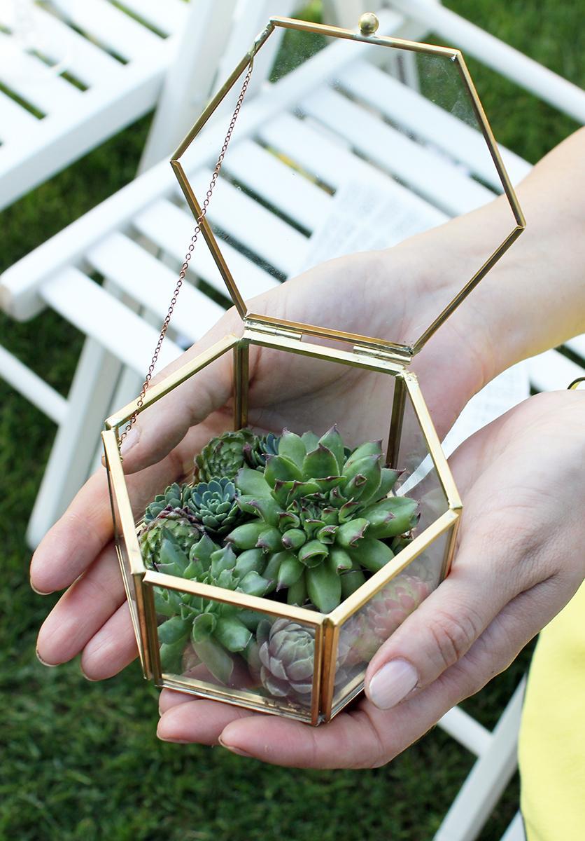 Romantická púdrovo-zlatá greenery svadbička Nelky a Denisa - Obrázok č. 16