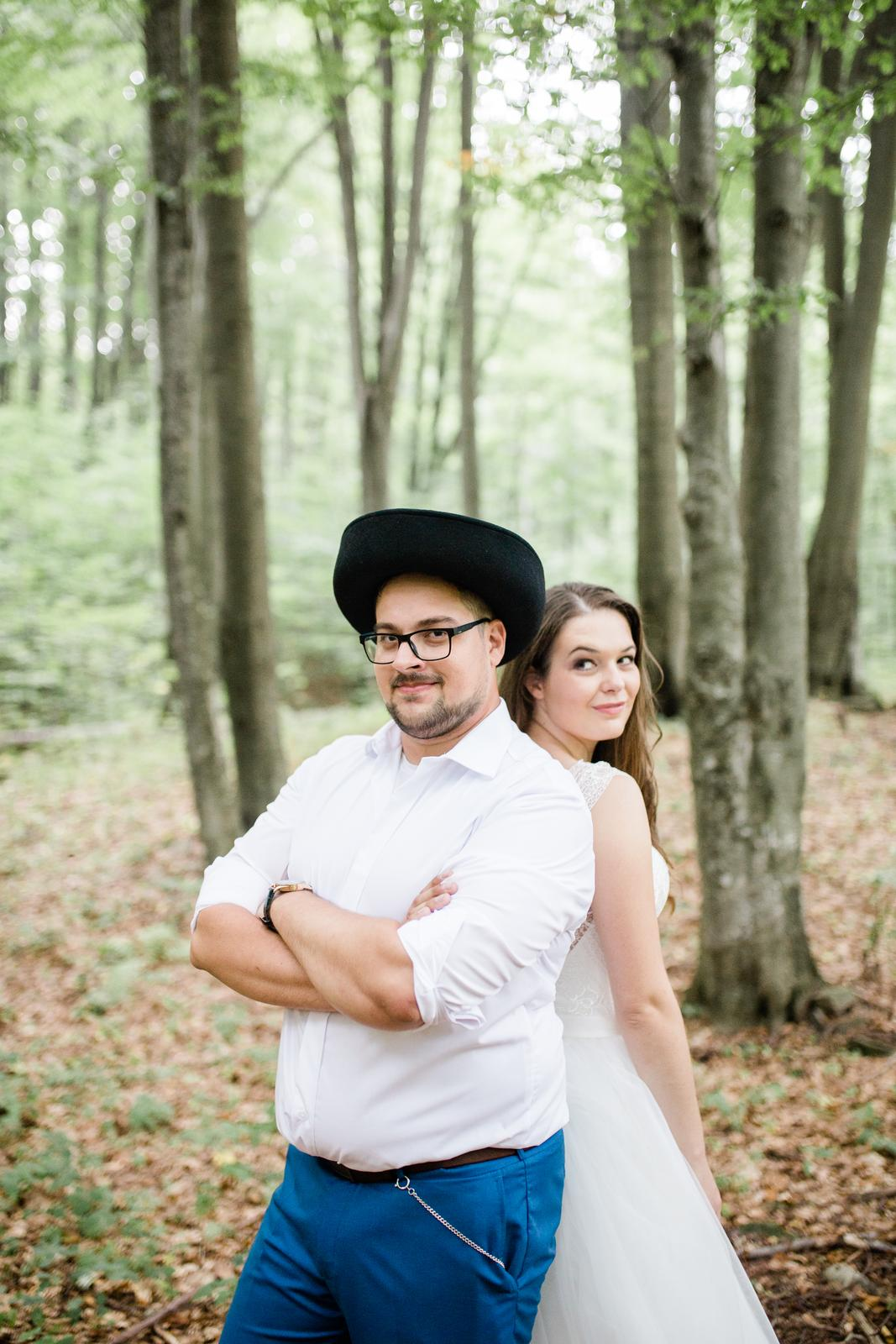 Nádherné svadobné fotenie Lenky a Stana na Morskom oku - Obrázok č. 12