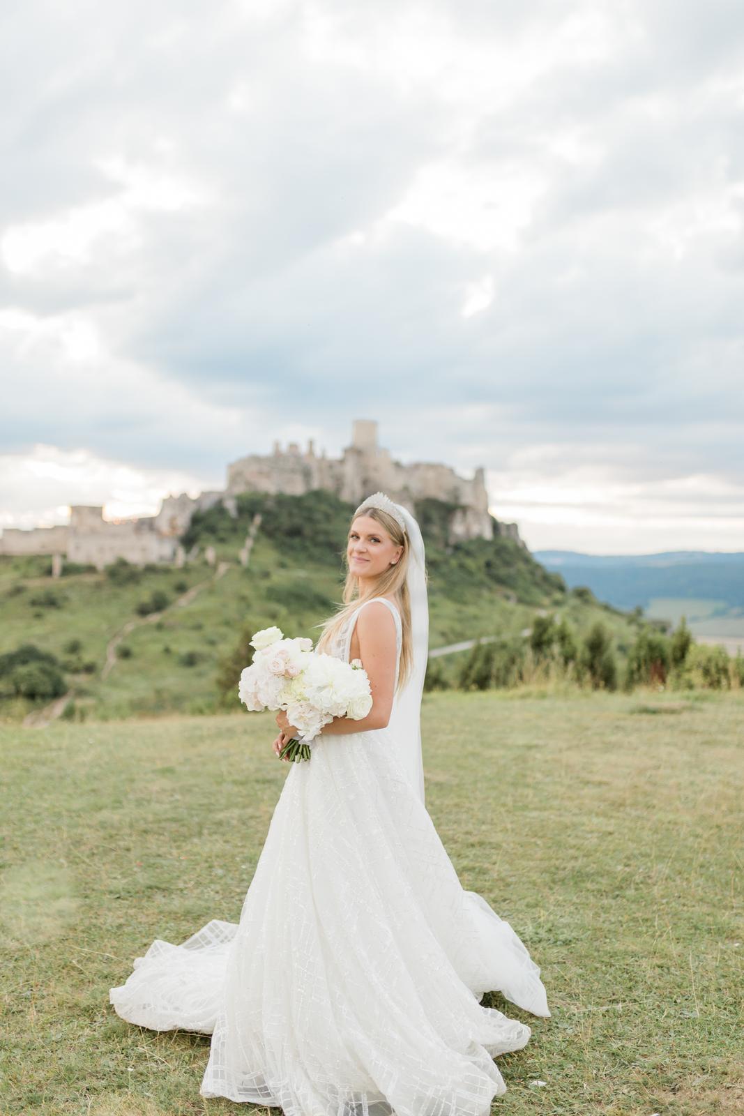 Romantická svadbička krásnej Viky a našej hokejovej jednotky Martina - Obrázok č. 11
