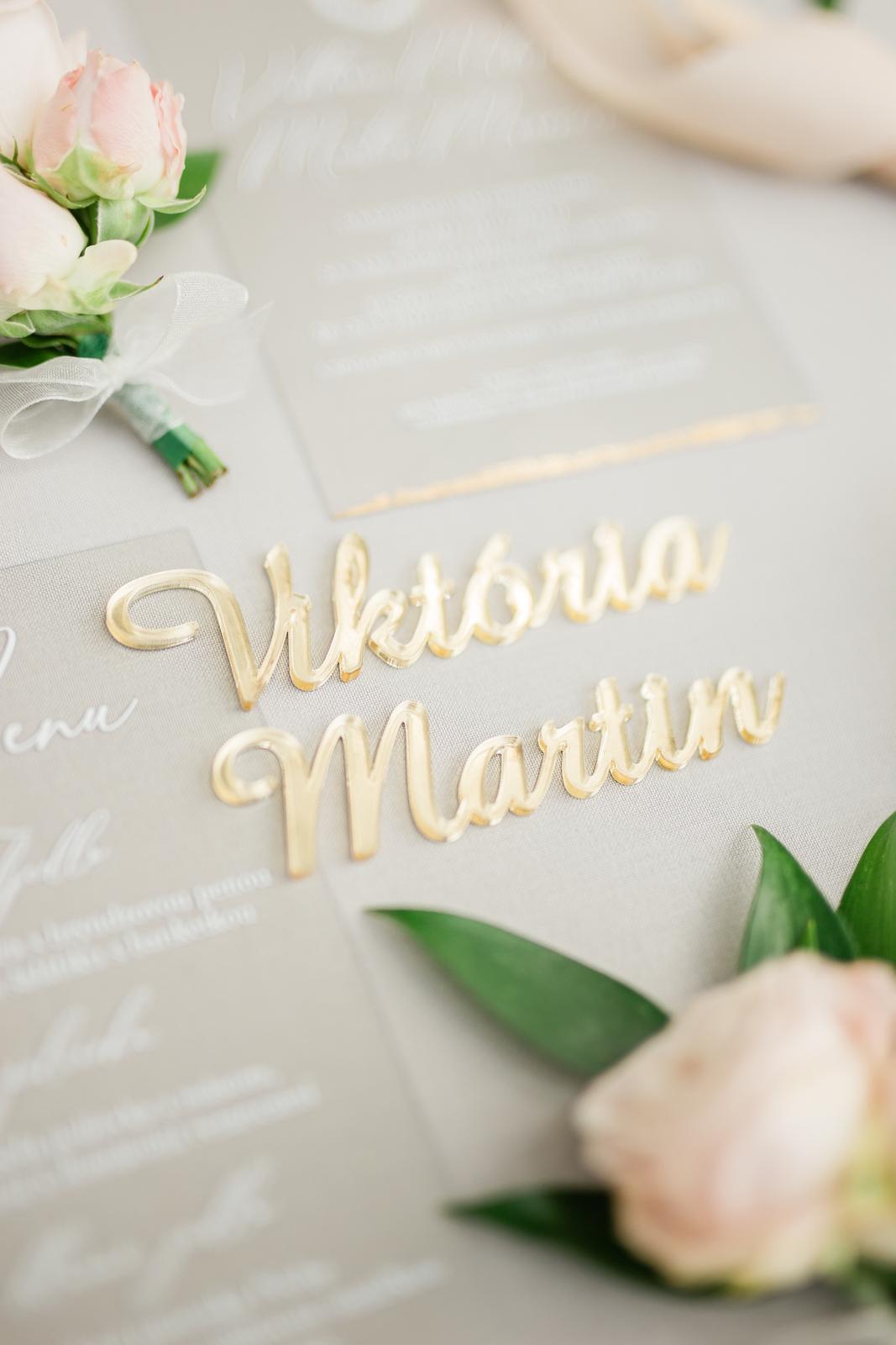 Romantická svadbička krásnej Viky a našej hokejovej jednotky Martina - Obrázok č. 5