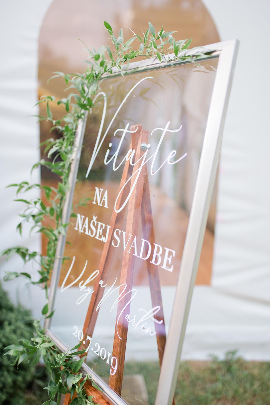 Romantická svadbička krásnej Viky a našej hokejovej jednotky Martina - Obrázok č. 43
