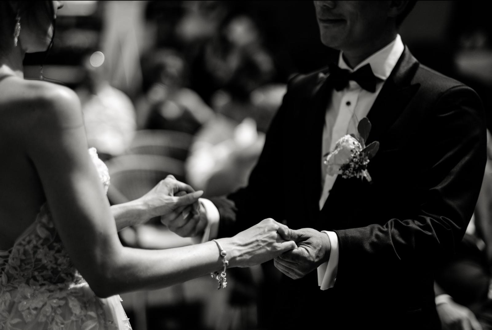Krásna svadbička krásneho páru Mišky a Wesleyho - Obrázok č. 12