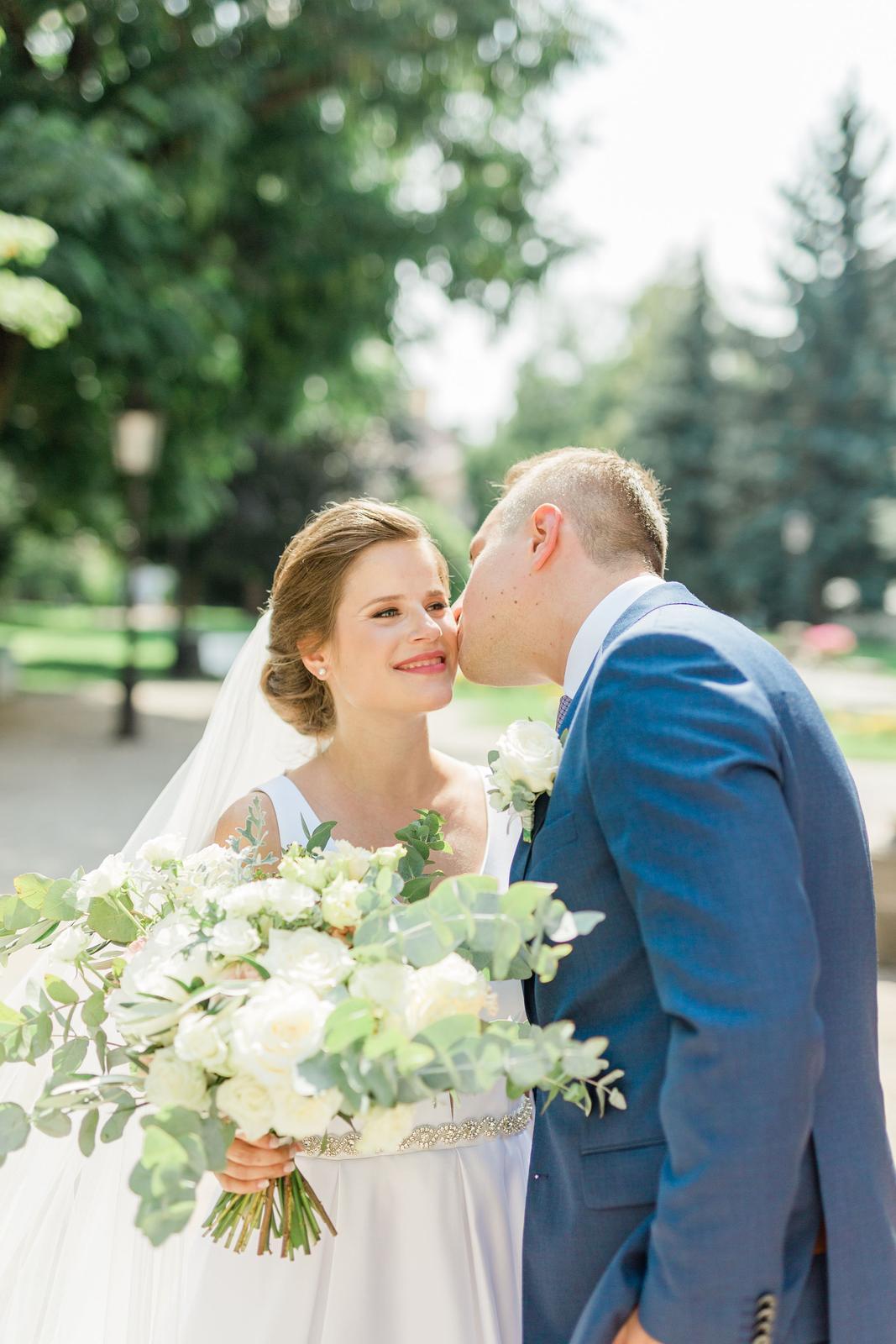 Komorná svadbička Viky a Martina - Obrázok č. 15