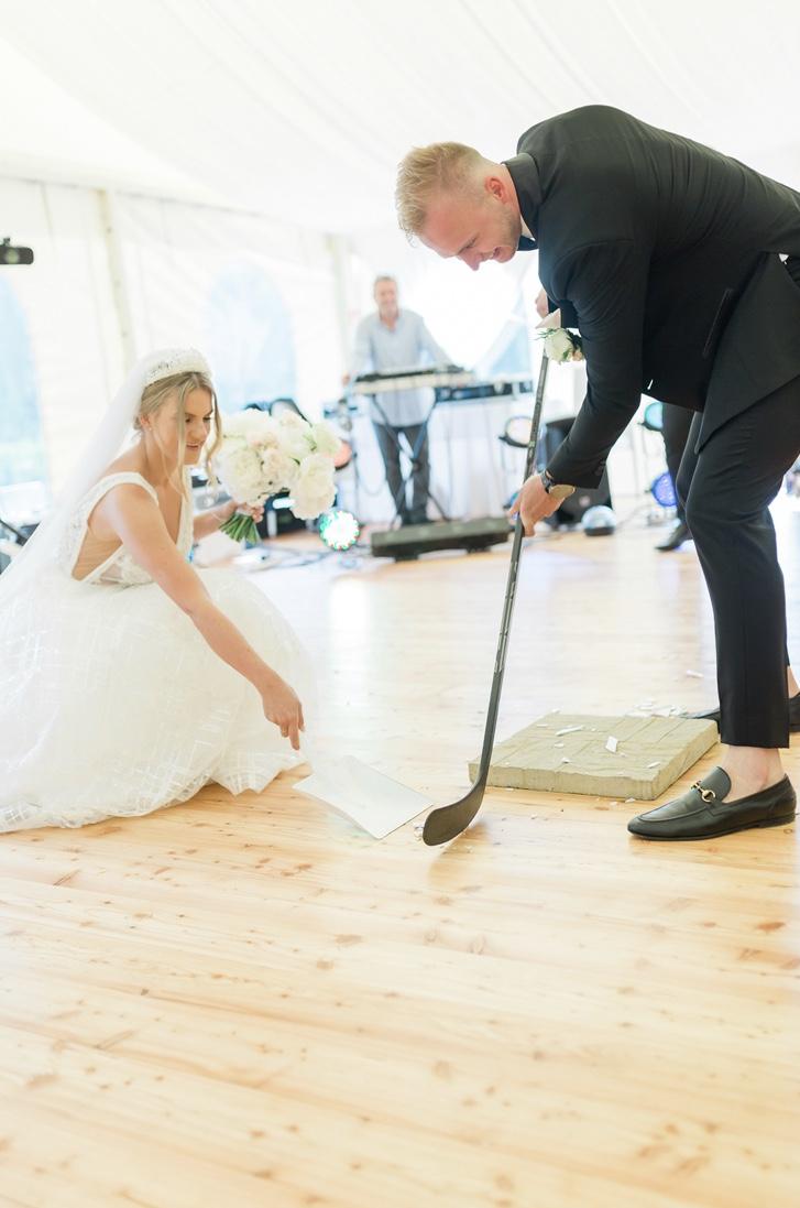 Romantická svadbička krásnej Viky a našej hokejovej jednotky Martina - Obrázok č. 58