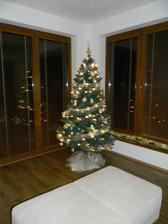 Prvé vianoce v našom domečeku