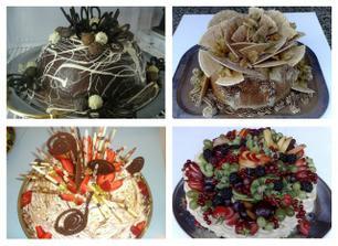 a smotanove torty.. na tie sa tesime hadam este viac :)