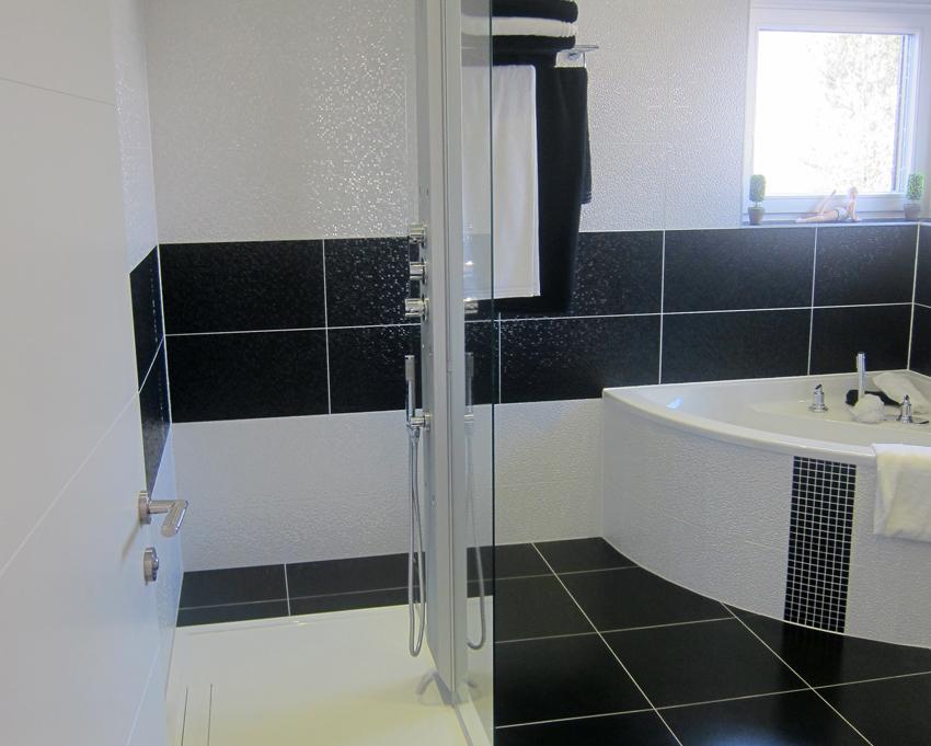 Inspiracie z Nemecka - Uzasny sprchovaci kut aj obklad