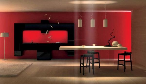 Interiérové sklo - Lacobel 2