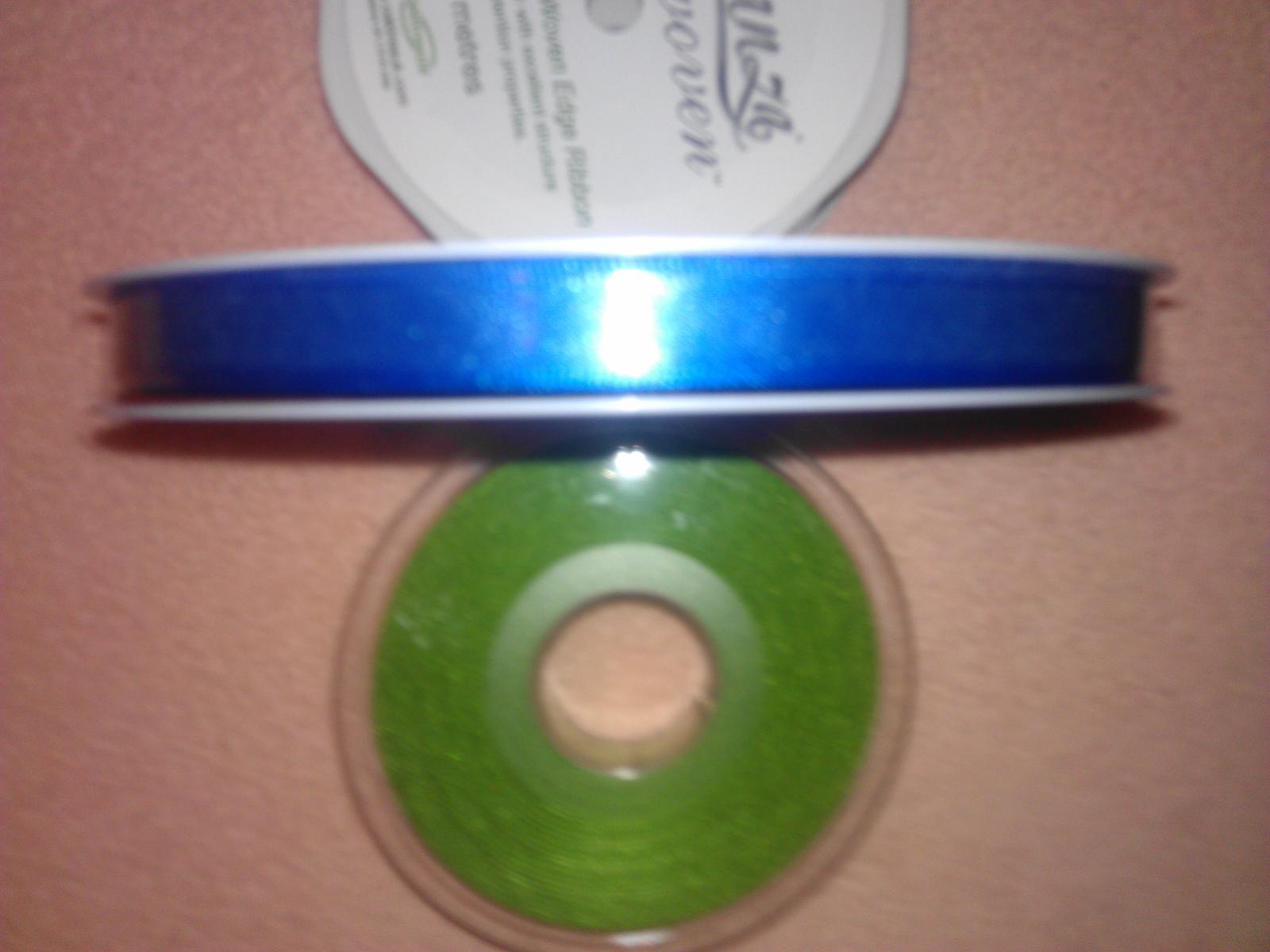 obojstranna satenova stuha sirka 10 mm - Obrázok č. 1