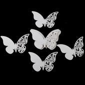 Menovky motyl 50 ks,