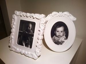 Retro fotografie nevěsty a ženicha