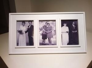 Naše maminky a nasi tatíneci ve svatebním