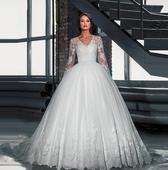 Svadobné šaty na mieru, 42