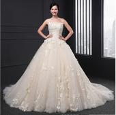 Svadobné šaty šité na mieru, 42