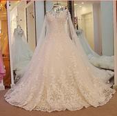 Svadobné šaty na mieru, 38