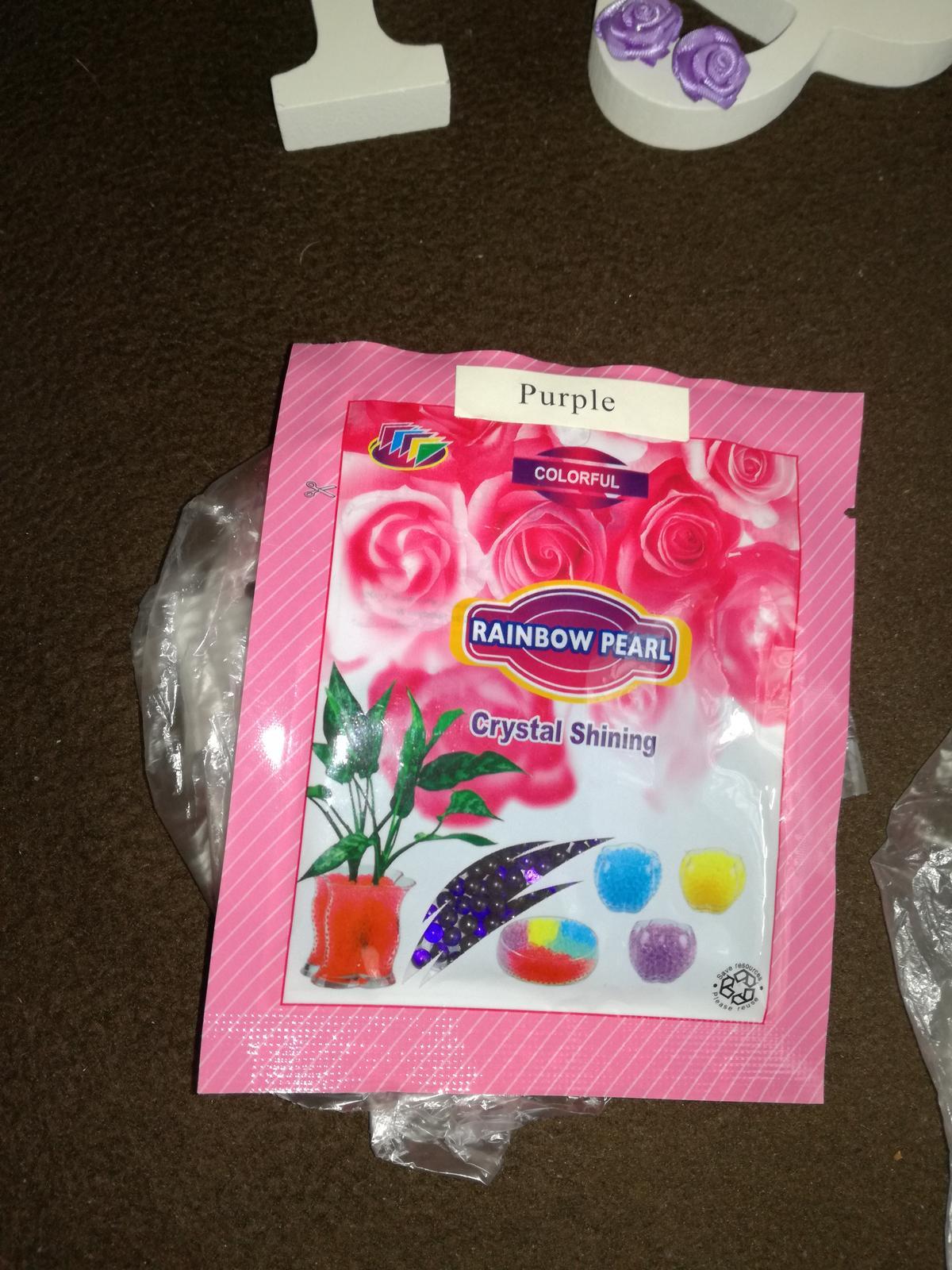 Gelové perly do vázy  - Obrázek č. 1