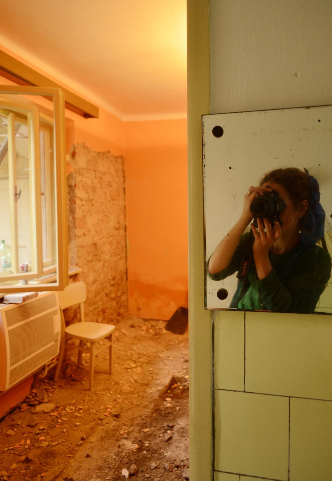 V zelenom dome - Z kúpeľne do spálne...