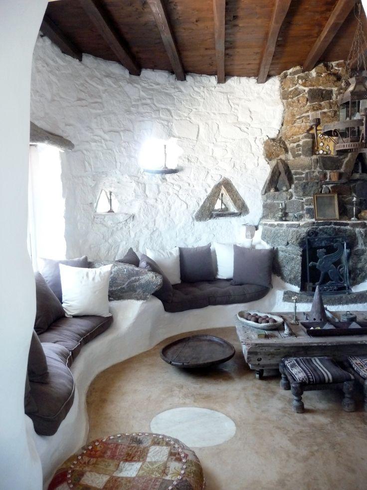 Inšpirácie...drevo, kameň, hlina, kov, industrial, etno, vidiek, starinky - Obrázok č. 14