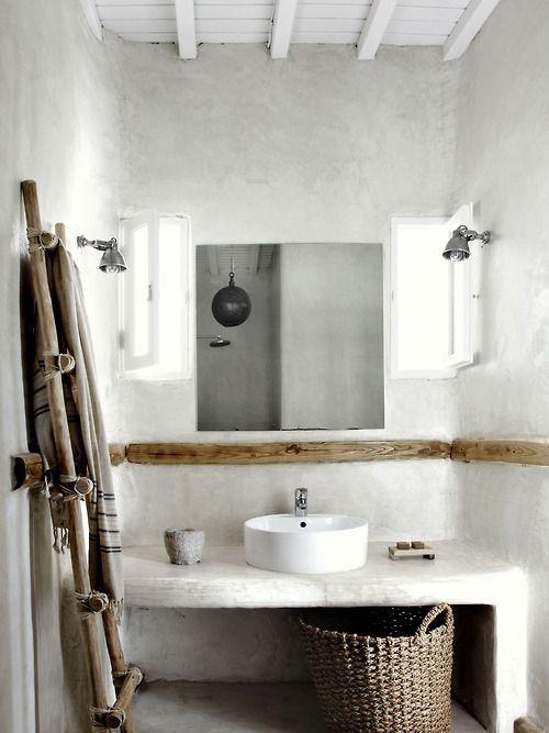 Inšpirácie...drevo, kameň, hlina, kov, industrial, etno, vidiek, starinky - Obrázok č. 58