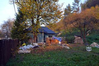 jeseň....záhrada...a bordel