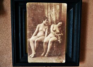 Hambaté obrázky minulého storočia