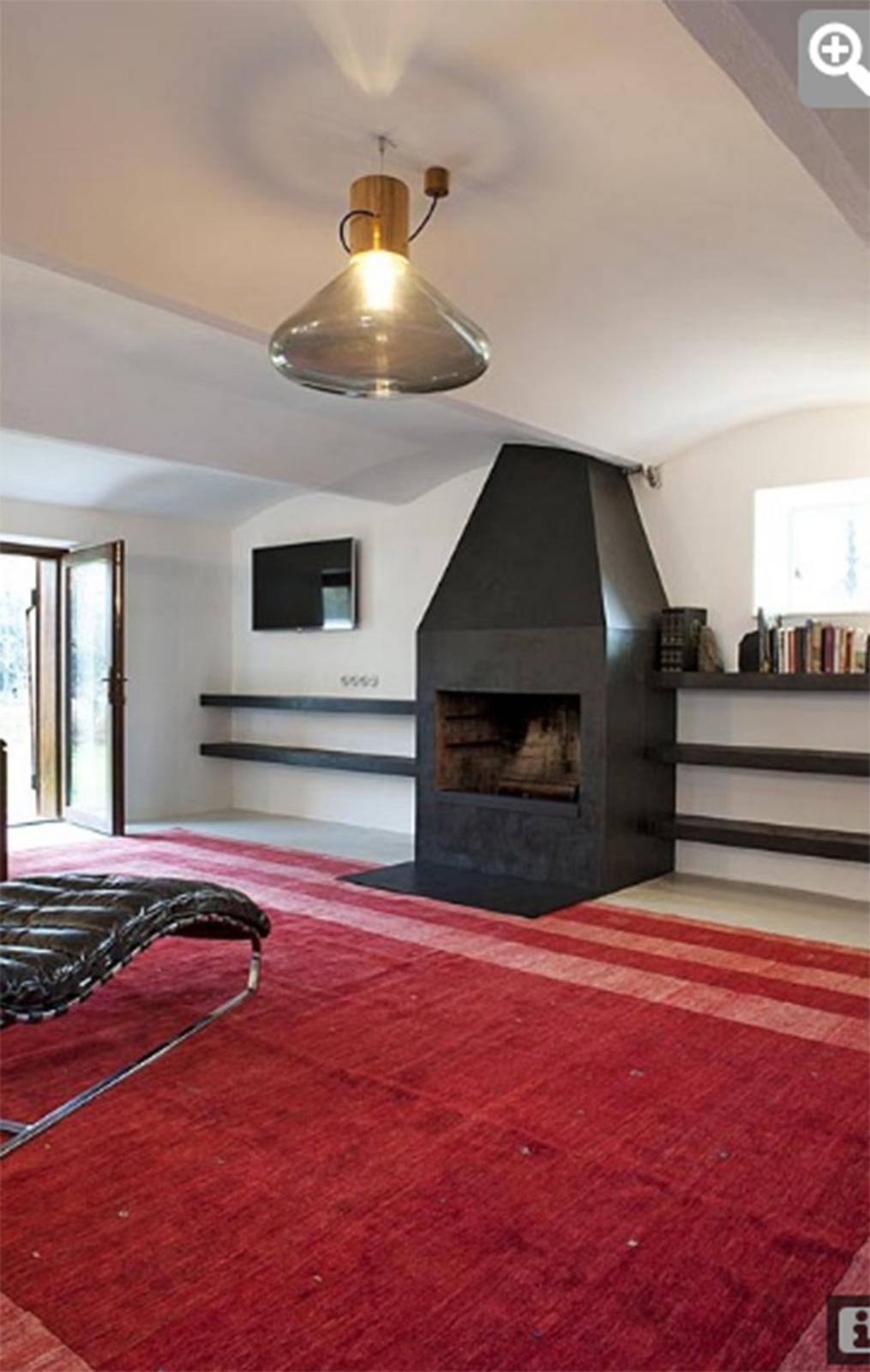 Nové v starom alebo moderné rekonštrukcie - Klenby niesú prekážkou moderného interiéru