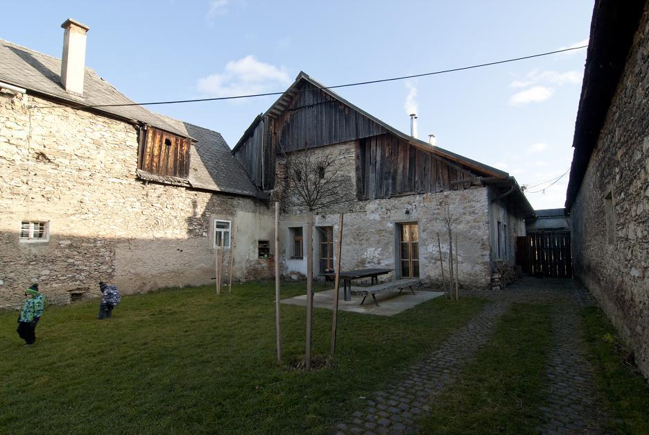 Nové v starom alebo moderné rekonštrukcie - Toto ja osobne považujem za jednu z naj rekonštrukcií na Slovensku