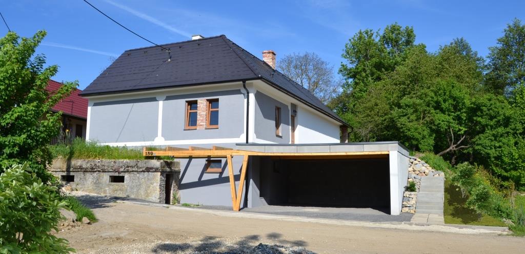 Nové v starom alebo moderné rekonštrukcie - Tradičný slovenský kopaničiarsky dom