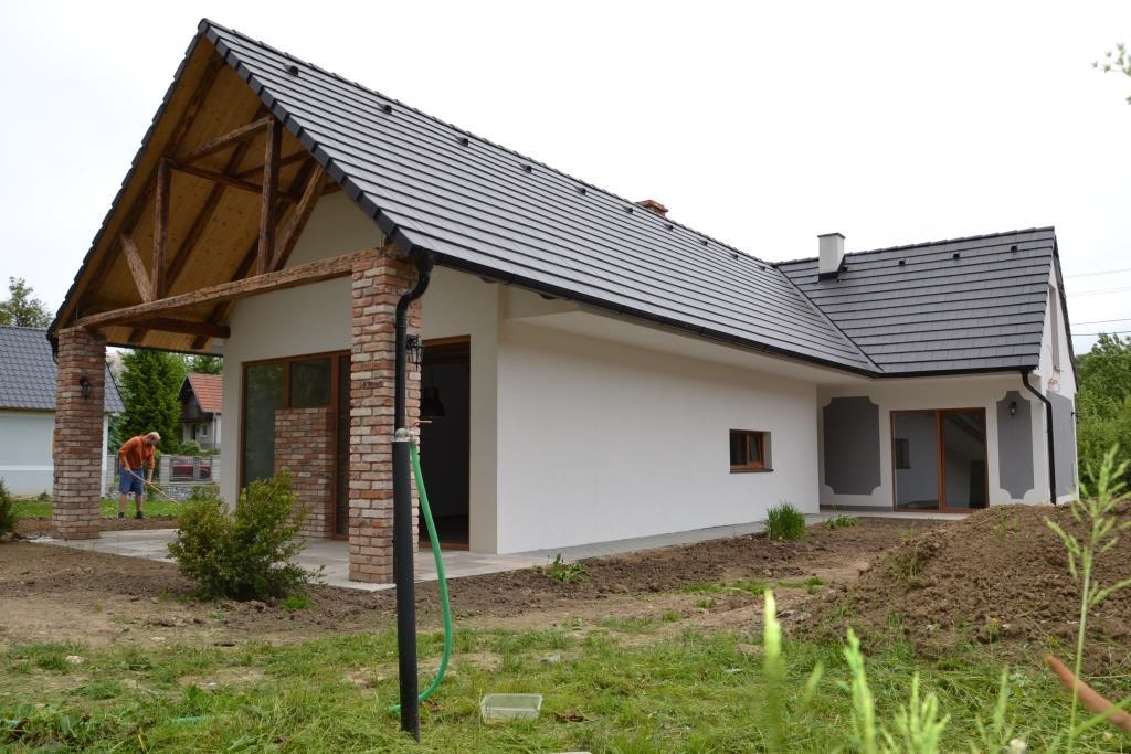 Nové v starom alebo moderné rekonštrukcie - Tak ako väčšina domov v tomto albume je to práca architektov