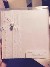 Svatební kniha ....