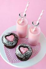cupcake od Ničolínky....