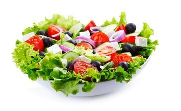 Zeleninové mísy....