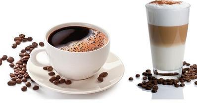 Různé druhy kávy....:)