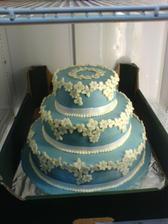 Náš druhý dortík