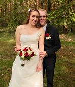 Pronovias svatební šaty vel. 38-40, 40