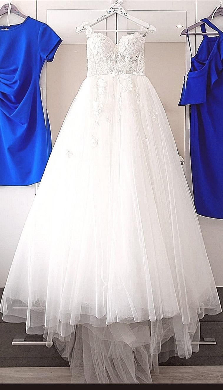 Svadobné šaty Ange Etoiles Lilian - Obrázok č. 3
