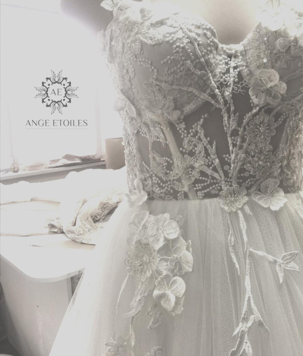 Svadobné šaty Ange Etoiles Lilian - Obrázok č. 4