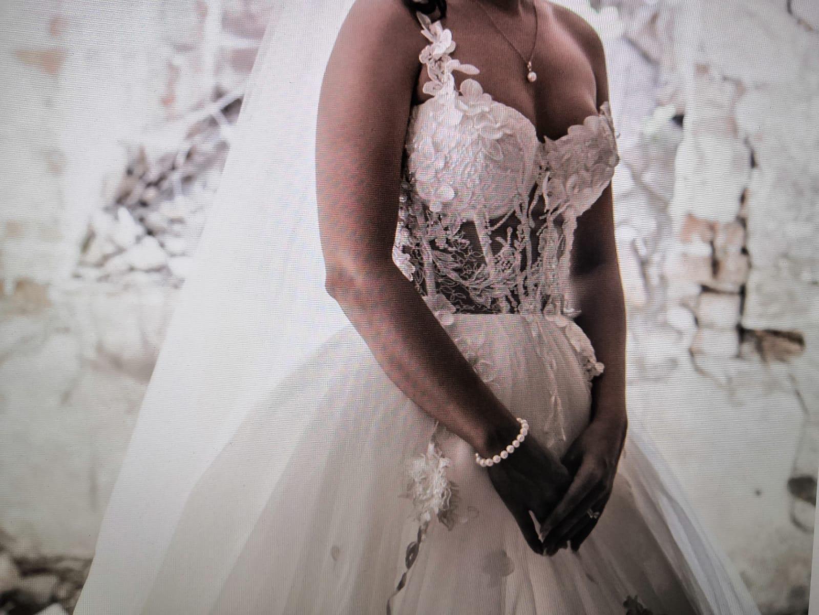 Svadobné šaty Ange Etoiles Lilian - Obrázok č. 1