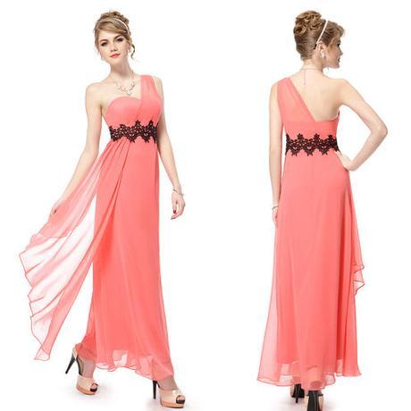 Lososové užasné šaty - Obrázok č. 1