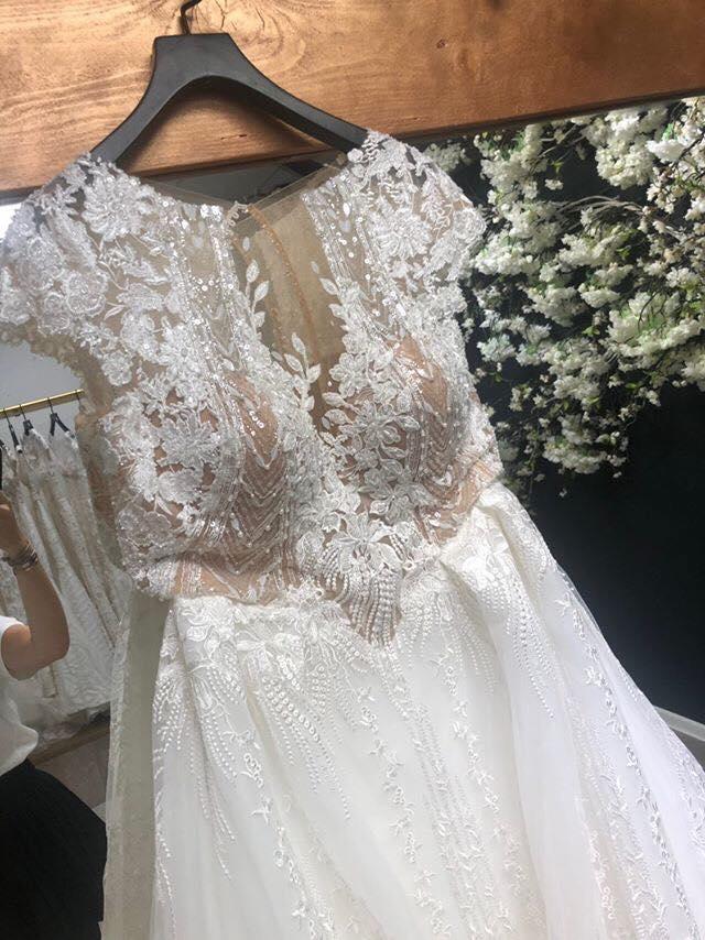 model Juli svadobne saty - Obrázok č. 4