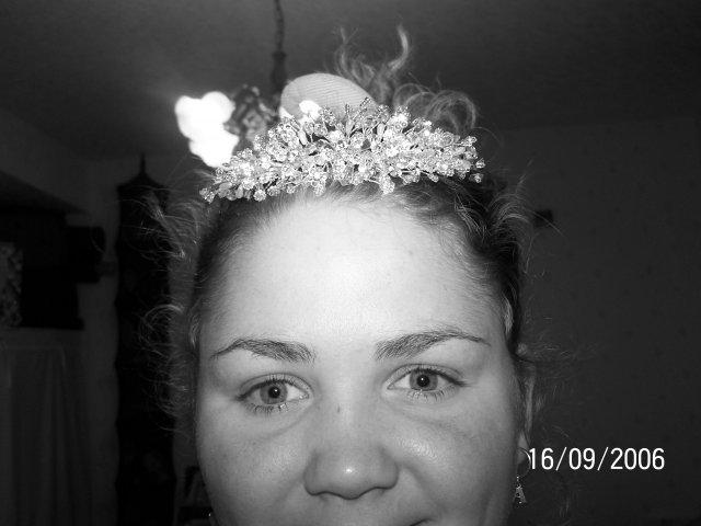 23.6.2007 - Korunka od Vicky(Dakujem!)Ktoru som nakoniec aj tak nemala.