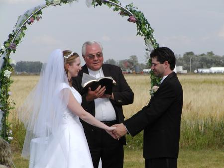 """23.6.2007 - Mirko a Tara si hovoria svoje """"I do"""""""