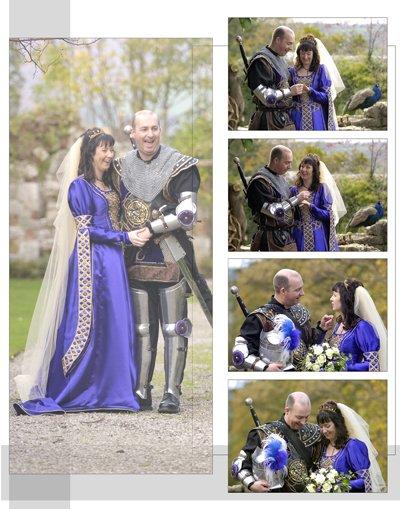 Anculka a Mojusko - svadba v inom style