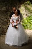 Svadobné šaty 38-44, 42