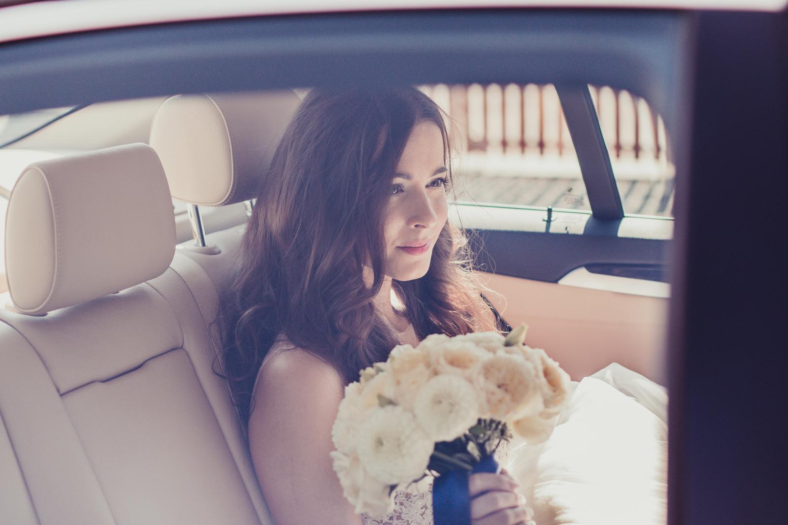 Božena Géčová a Viktor Tóth - Kytica Pretty Wedding
