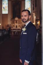 pierko pre ženícha Pretty Wedding Nové Zámky