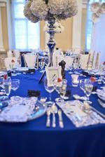 svadobná výzdoba Pretty Wedding, stolovanie Bella Restaurant Komárno