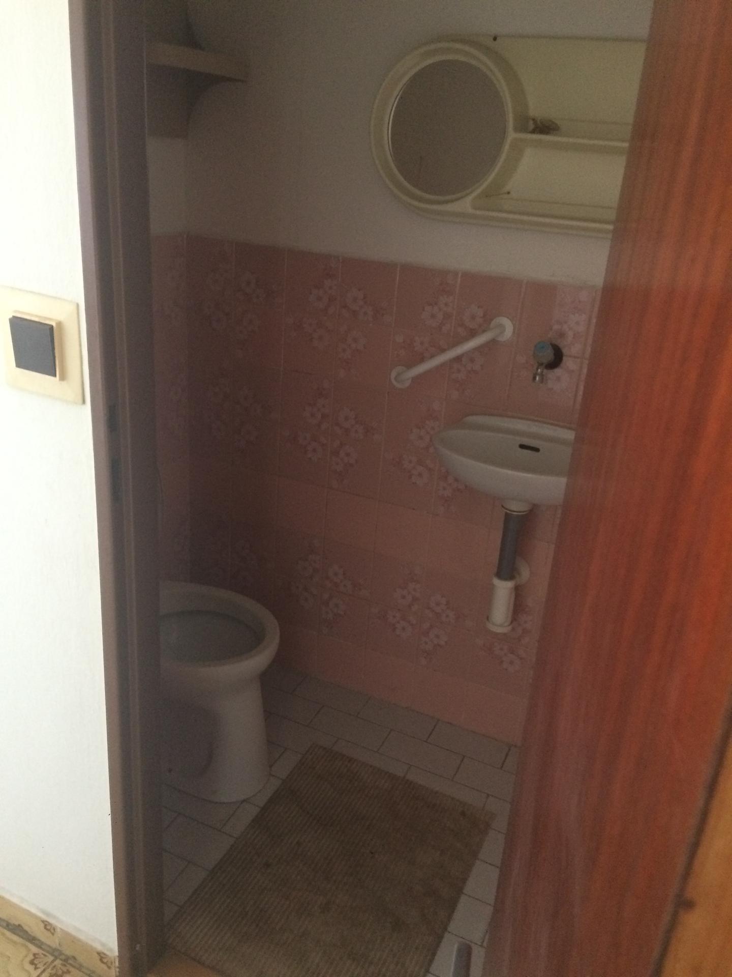 Náš sen bydlení ve vlastním 🏡🍀 - Retro wc 2 😁