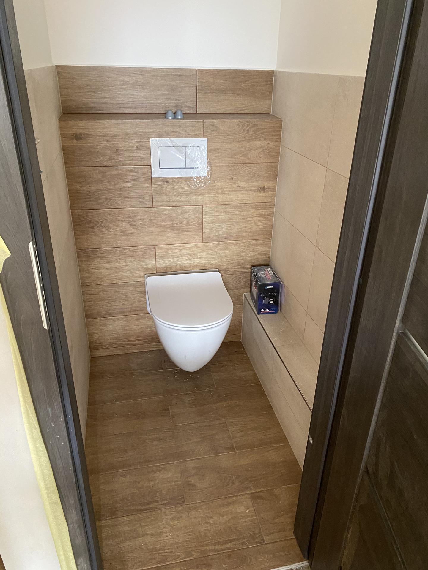 Náš sen bydlení ve vlastním 🏡🍀 - ...i na ten záchod se člověk nemůže dočkat 😁