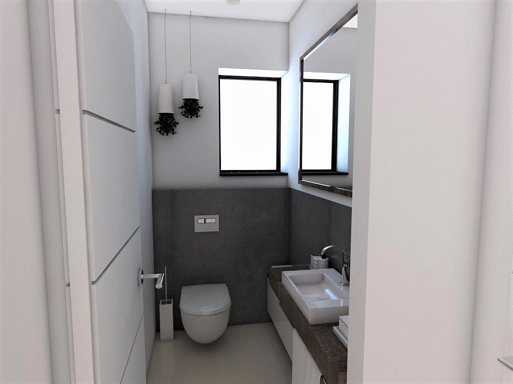 Naša vizualizacia - WC